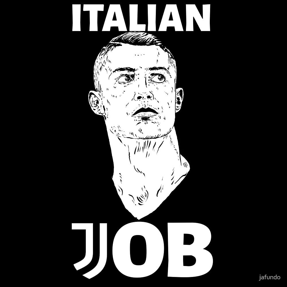 CR7's Italian Job by jafundo