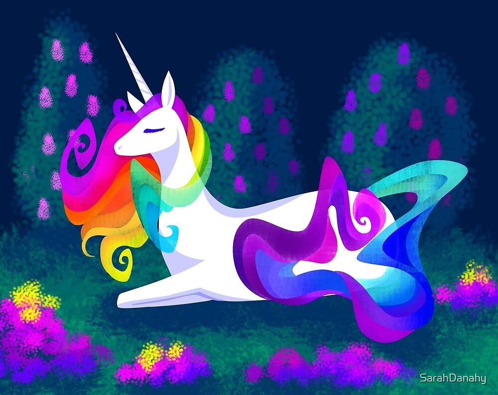 Meadow Unicorn by SarahDanahy