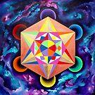 Metatron's Cube by CruxMagic
