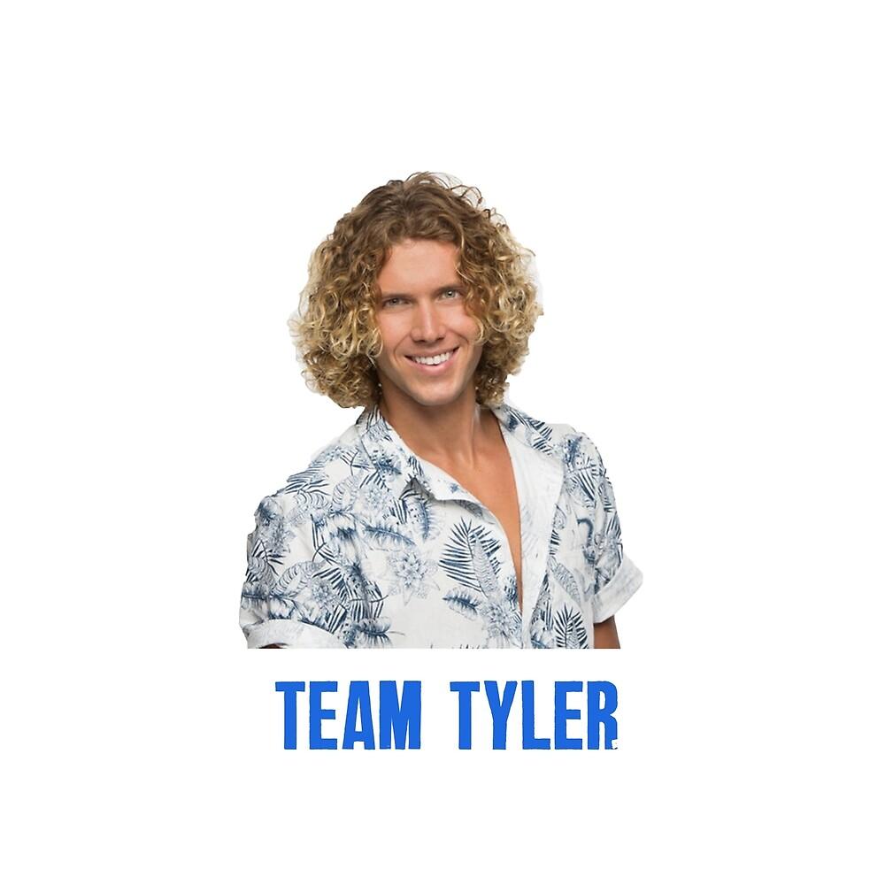 Team Tyler-Big Brother 20 by eventur5