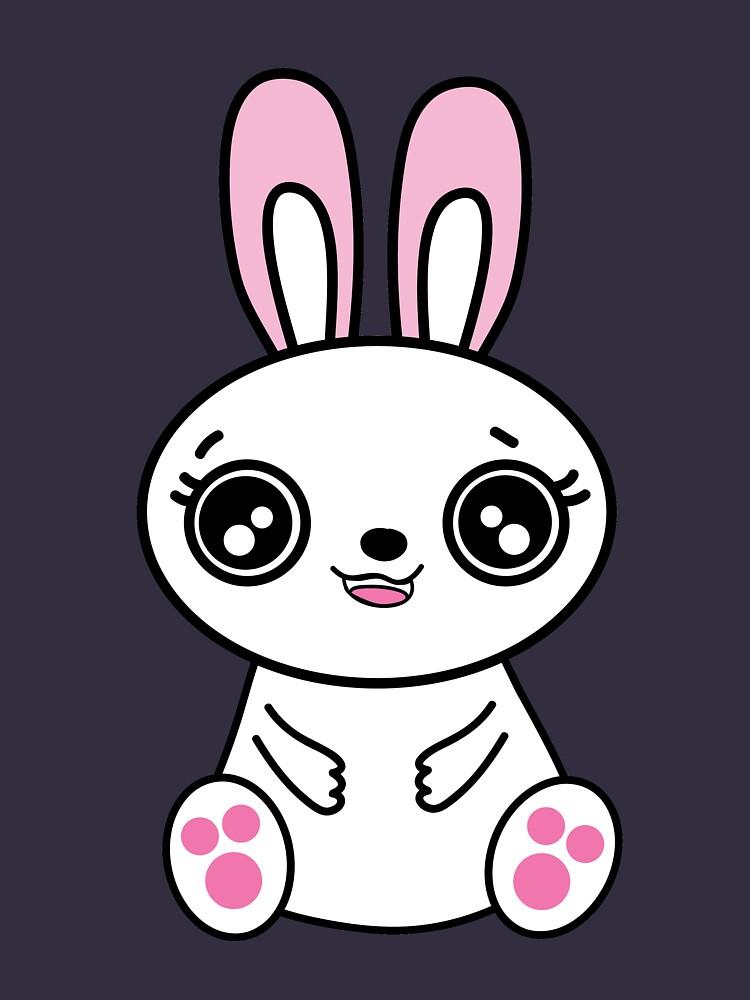 Baby bunny rabbit by tarek25