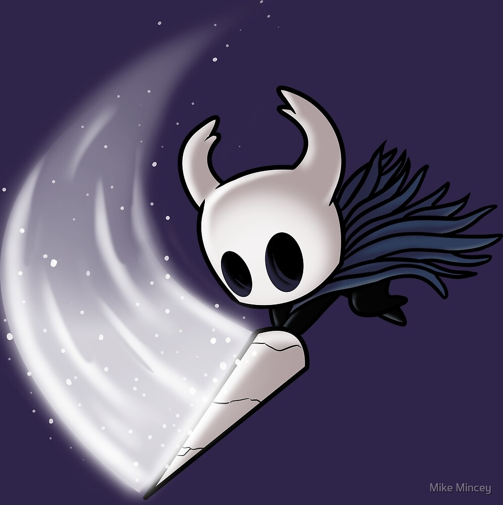 Hollow Knight Slash by Mike Mincey