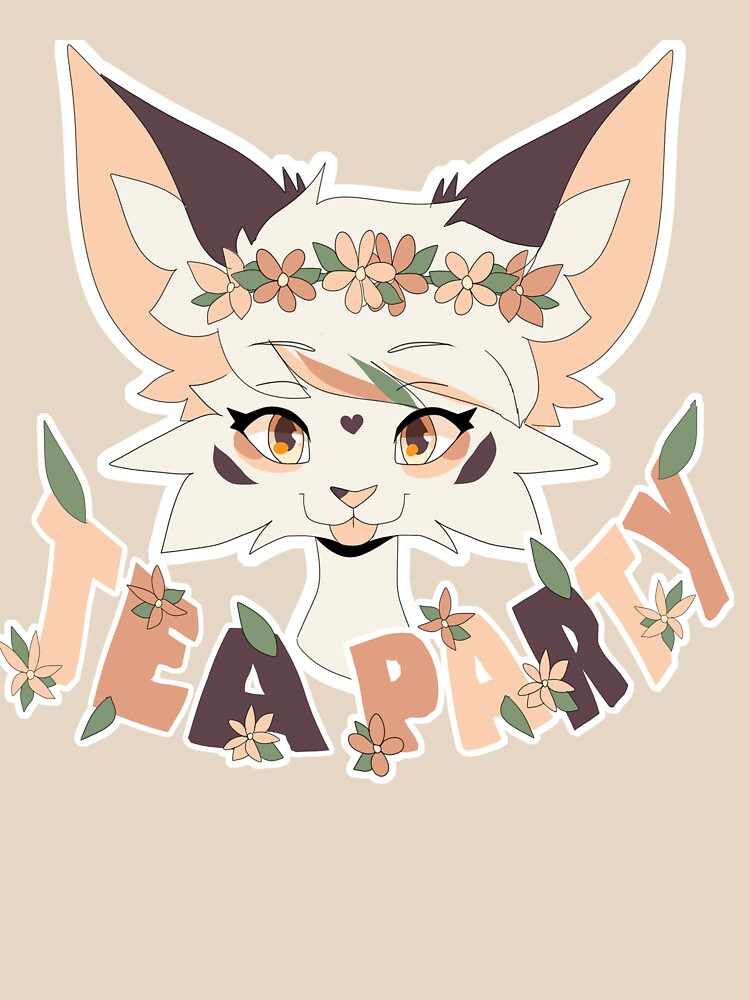 Cat!Pup Design by teapuppp