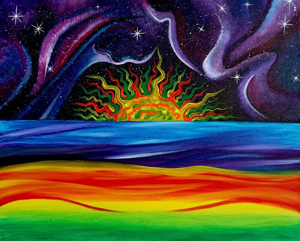 Rasta Sun by CruxMagic
