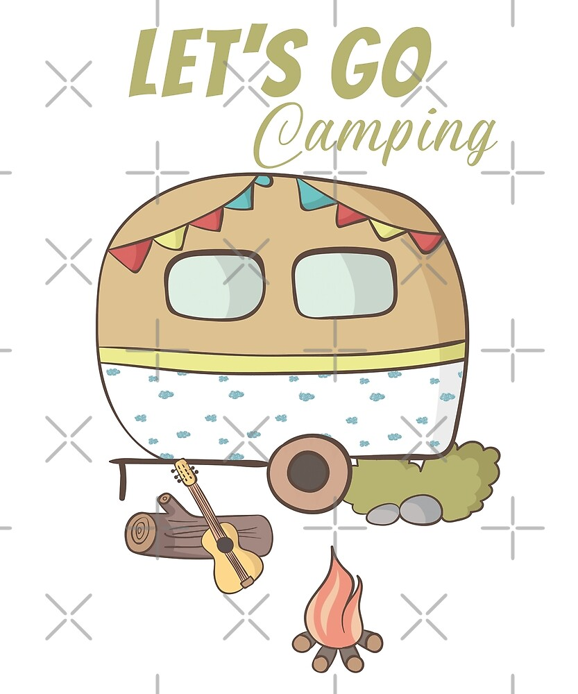 Let's Go Camping by ColorfulMystic