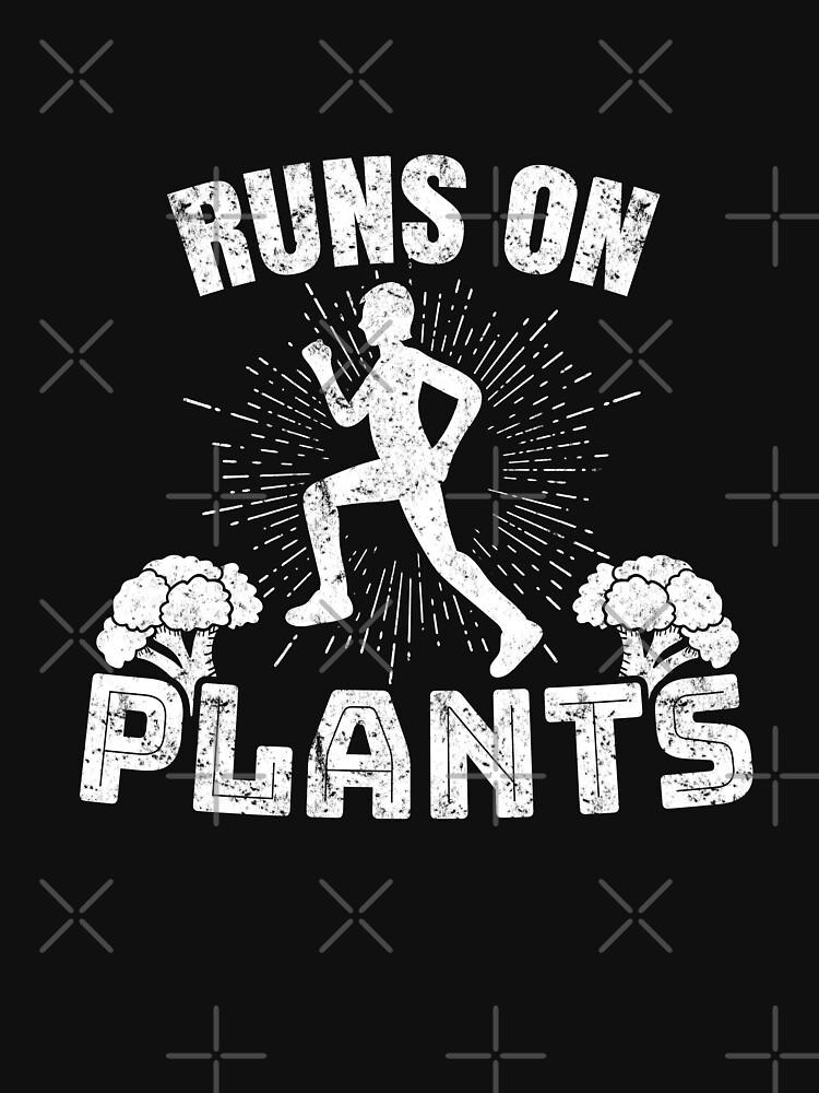 Runs On Plants by dmanalili