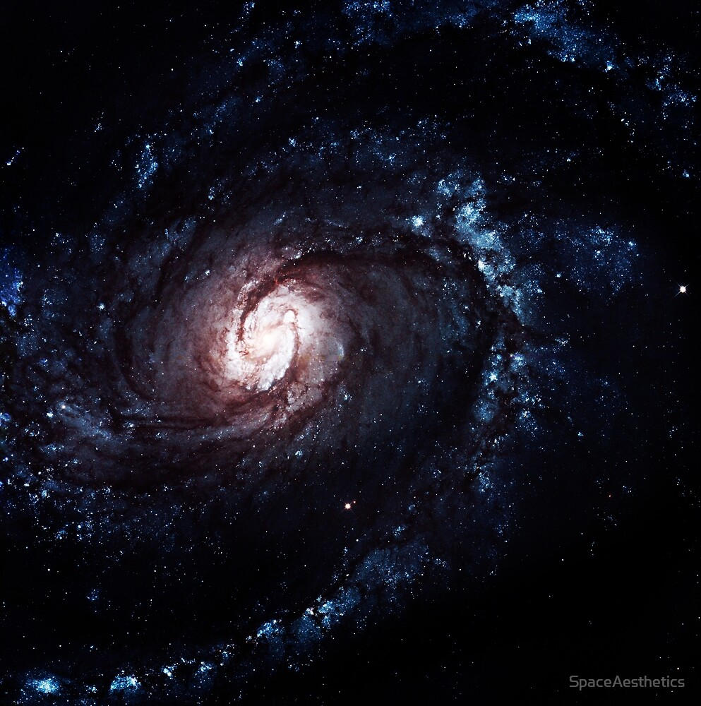 Galaxy II by SpaceAesthetics