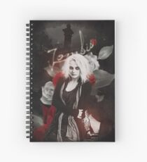 iZombie - Edit - The CW - TV show series Spiral Notebook