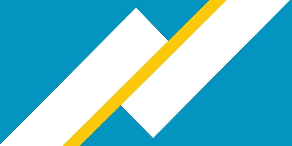 Flag of the Franco-Yukonnais by ofmany