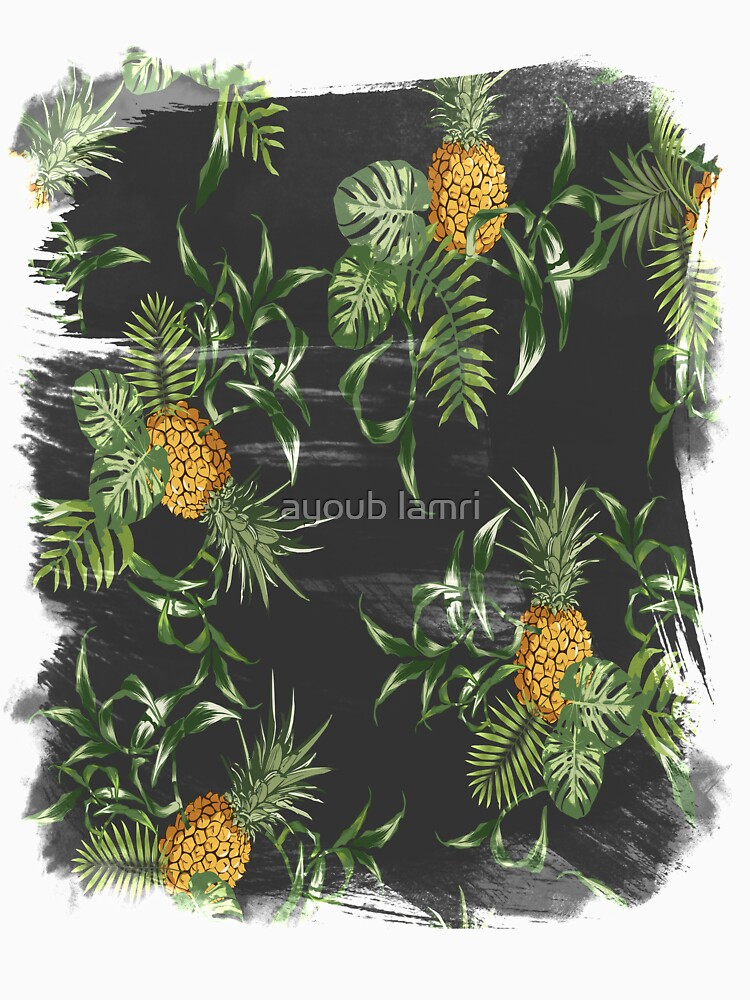 ananas shirt for girls and boys  by ayoub05