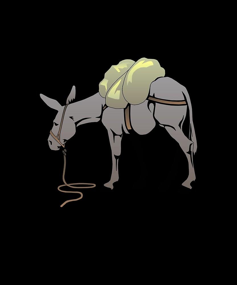 donkey by MisterSmithers