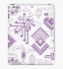 Orchid Gems iPad Case/Skin