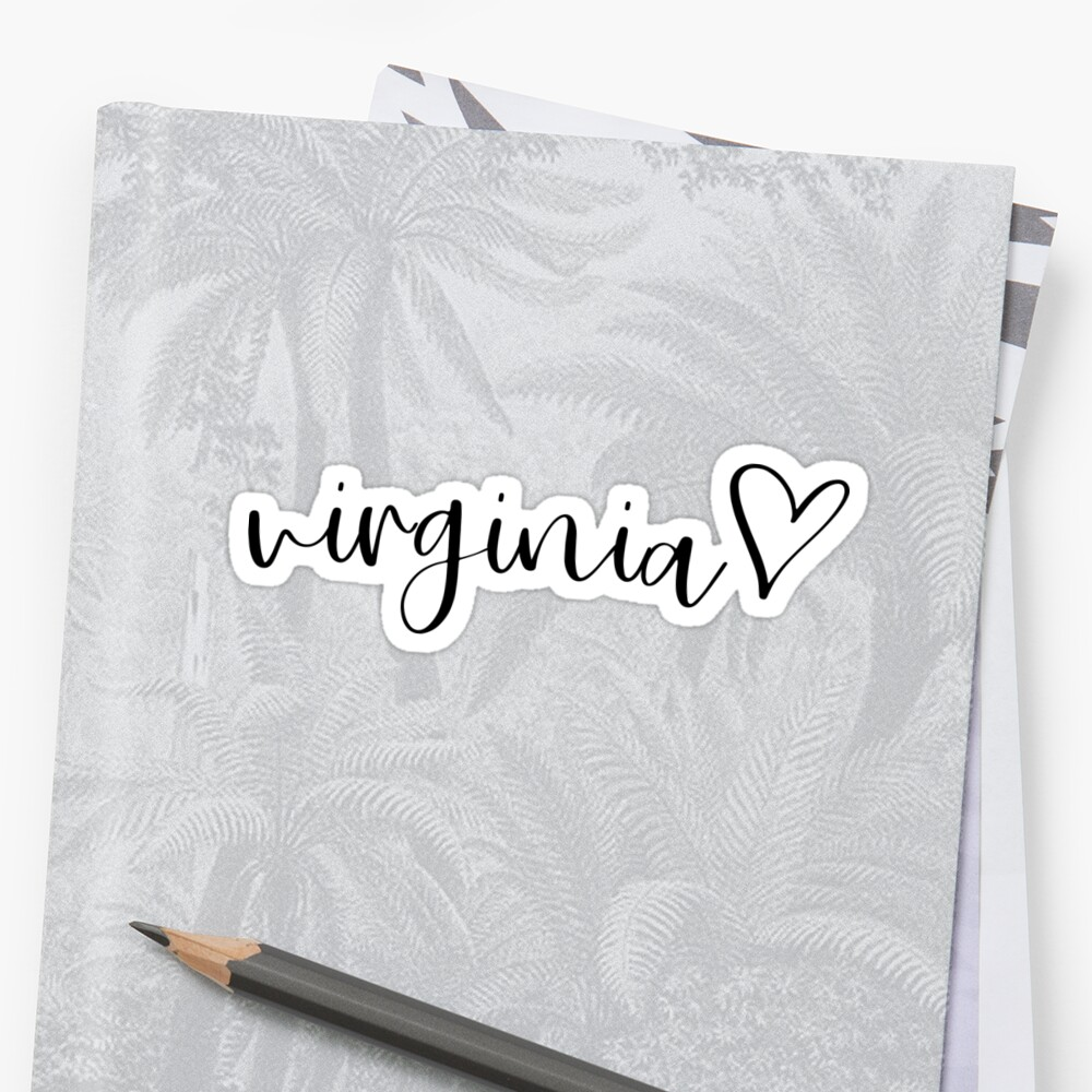 Virginia by Caro Owens  Designs