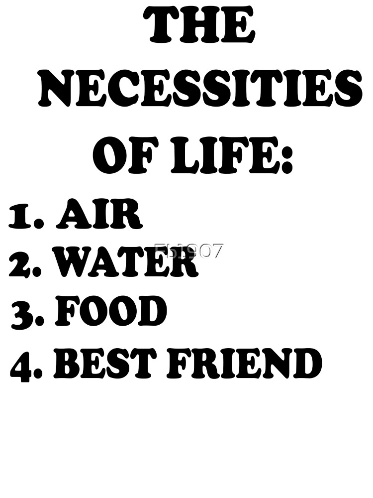 Necessities Of Life by Fb1907