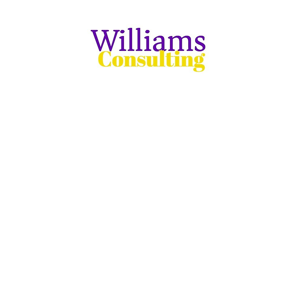 Williams Consulting by fdean2019