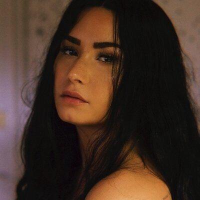 Demi Lovato Sober by myavaughan