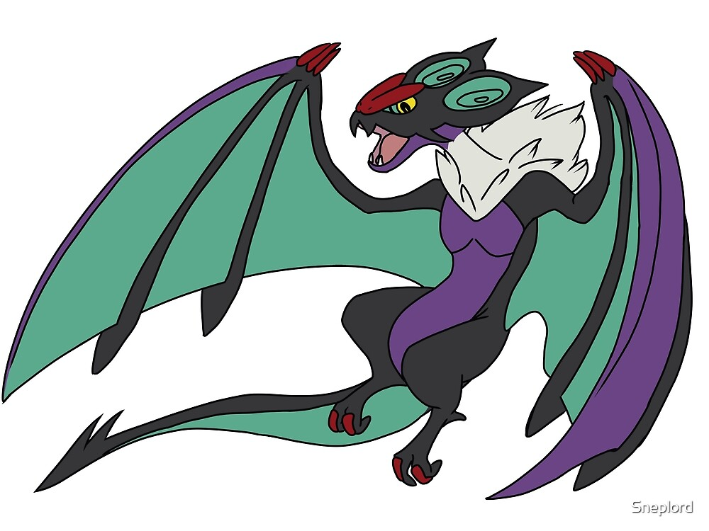 Noivern by Sneplord