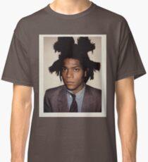 BASQUIAT PORTRAIT Classic T-Shirt