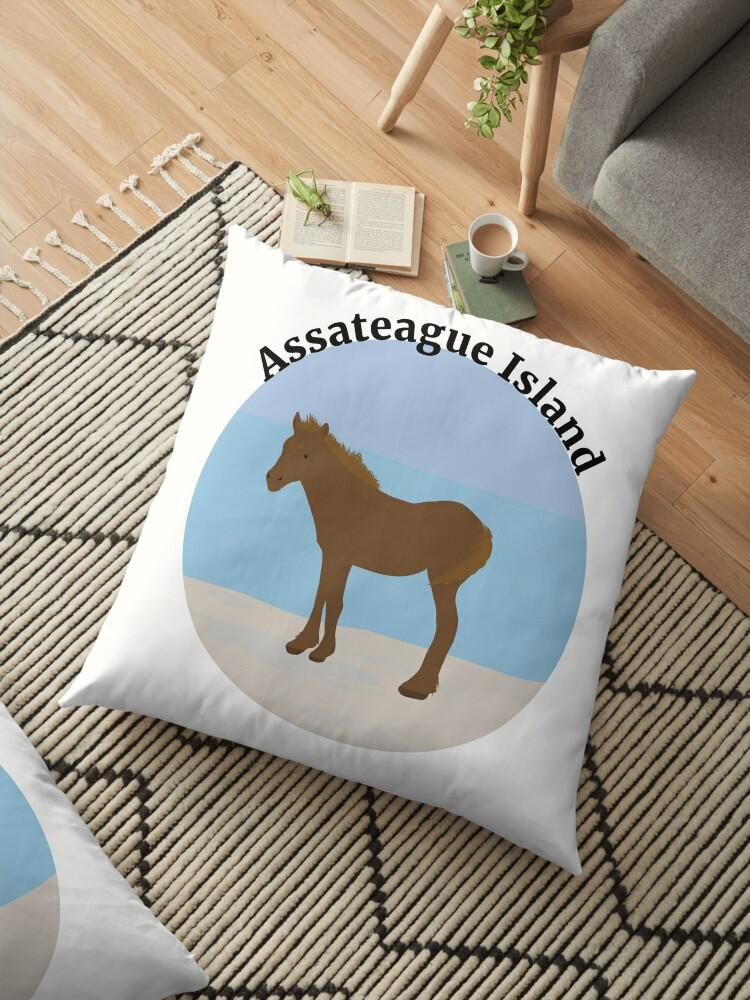 Assateague Island Souvenir by dovesandcoo