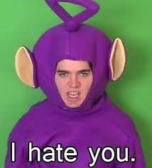 Shane I Hate You by myavaughan