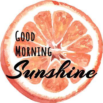 Good Morning Sunshine by MeowntainCafe