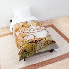 Flopsy, Mopsy and Cottontail Comforter