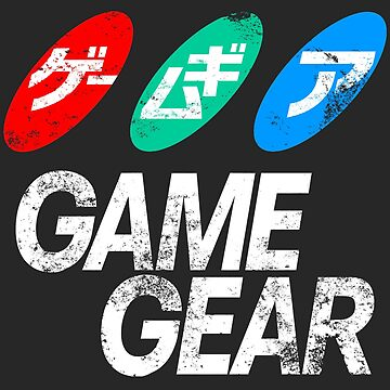 Japanese GameGear by B-RADQS