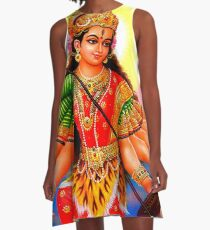DURGA 2 A-Line Dress