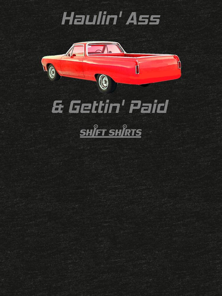 Shift Shirts Trabajo Rapido - El Camino Inspired by ShiftShirts