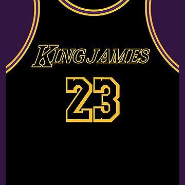 King James LA by JNSDesigns