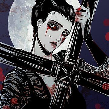 Vampyr:Mary Reid  by scumash