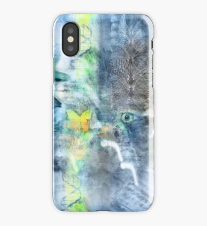 The Dissappearence of the Butterfly (APOCALYPSE SERIES) iPhone Case