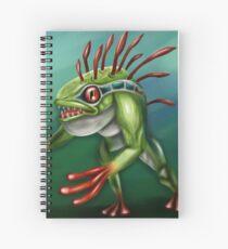 Murloc Spiral Notebook