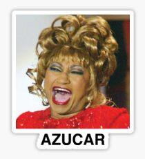 Celia Cruz Azucar Sticker