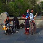 The Spinning Blowfish, Edinburgh by wiggyofipswich