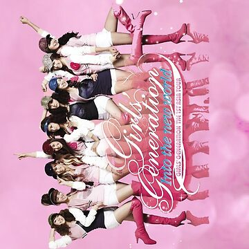Girls Generation - Into the New World 2  by Ommik