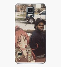 Waifuz n the Hood feat Kyoko Sakura Case/Skin for Samsung Galaxy