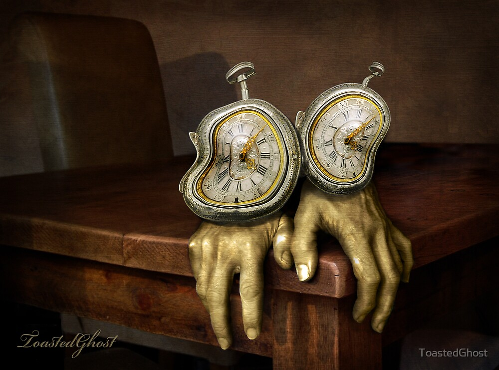 time on your hands by ToastedGhost
