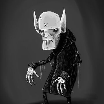 Nosferatu by mikebombon