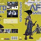 afro samuari  by dirtycitypigeon