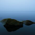 Islands in the mist by Andy Beattie