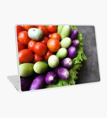 fresh raw vegetables  Laptop Skin