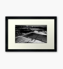 Bondi Pool Framed Print