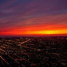 Chicago Night Photo by gmanchi