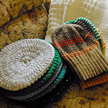 Take Your Pick - A Variety of Hats by kathrynsgallery