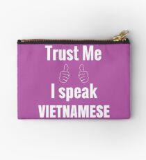 Awesome Vietnamese Shirt Gift For Men Women Kids Studio Pouch