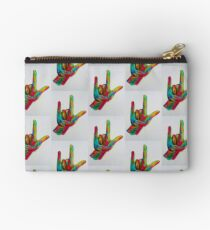 I LOVE YOU - American Sign Language Studio Pouch