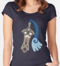 Honedge Pokemon Women's Fitted Scoop T-Shirt