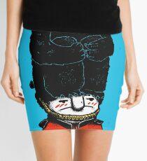Queens Guard Hates Hat Mini Skirt