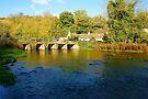 River Wye, Monsal Dale by Andy Beattie